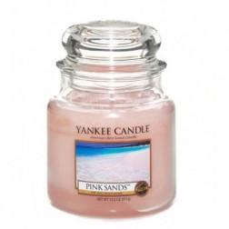 Yankee Candle Pink Sands średnia świeca zapachowa